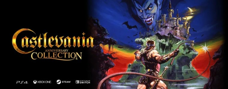 Image result for castlevania anniversary collection