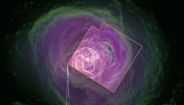 This Is the Last Thing Japans Lost Black Hole Satellite