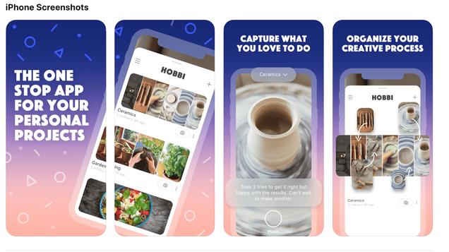 udlnmnw5gl9waue7cvn3 Facebook Stealthily Launched a Pinterest-Esque App Called Hobbi | Gizmodo