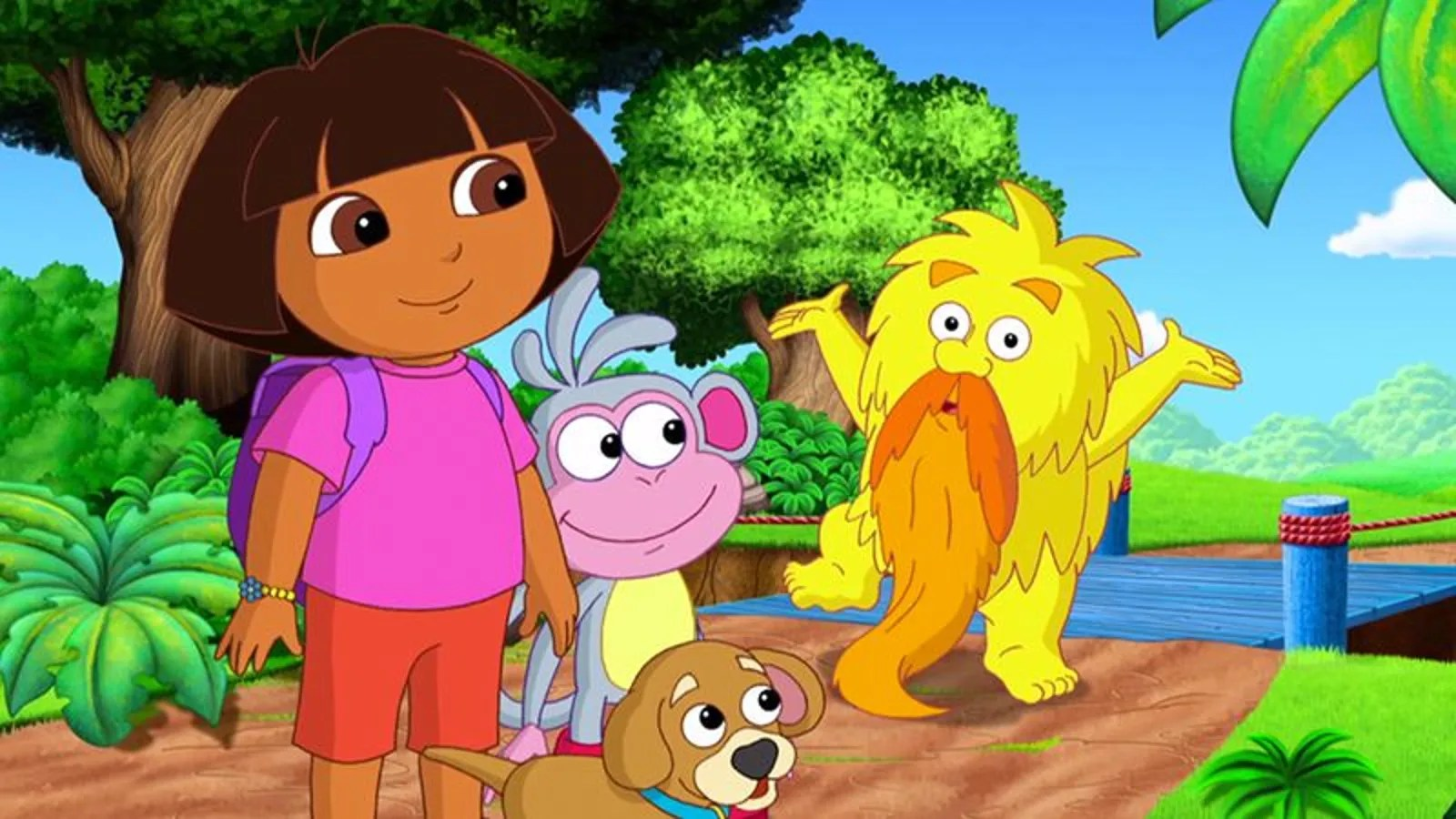 A Live Action Dora The Explorer Film Is In The Works