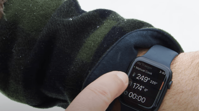 f1b5cnjchjopdv79vsjz Traeger's Grill App Now Works With Your Apple Watch | Gizmodo