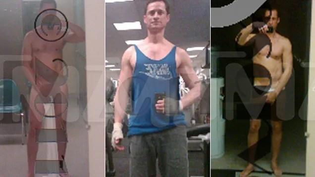 New Sexy Weiner Shots Taken in Congressional Gym