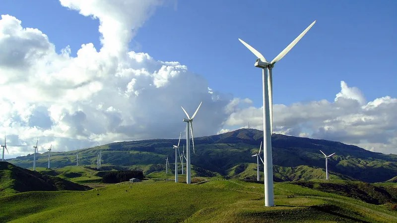 Chinas Wind And Solar Energy Capacity Is Soaring
