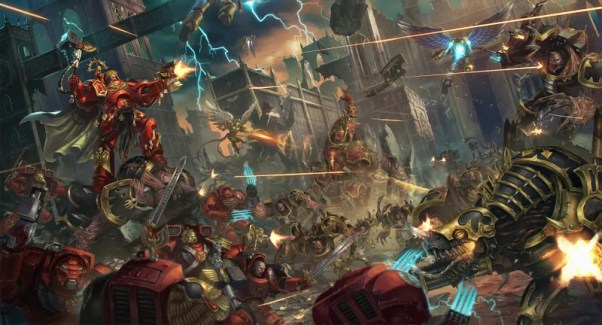 Image result for warhammer 40k