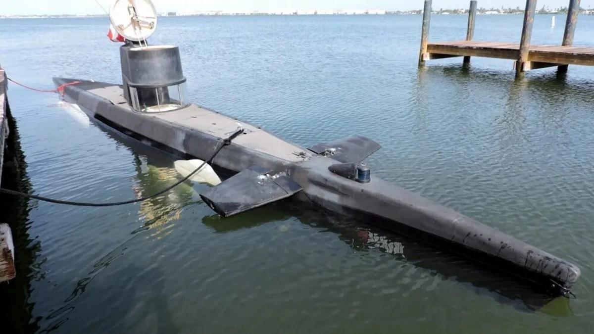 the wacky, risky world of diy submarines
