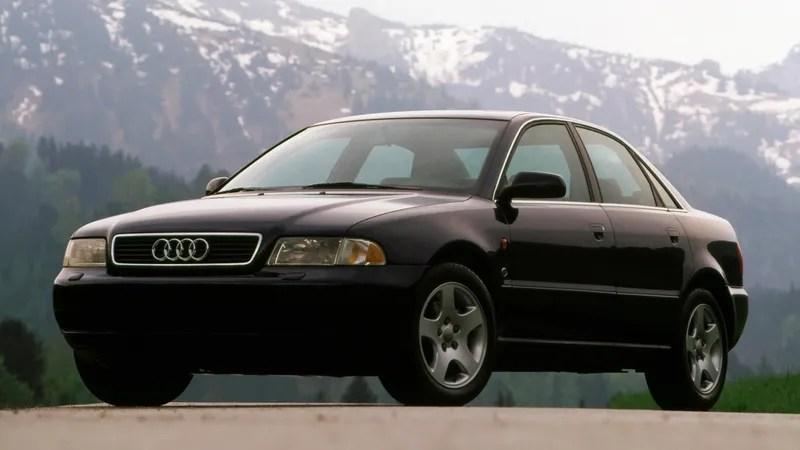 j9s7v1qg14vgvu0fu67y - 1995 Audi A4: Yuppies Need Not Apply