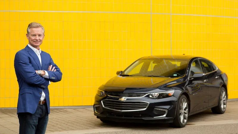 I'm Ron Arnesen, Executive Chief Engineer for Chevrolet, and This Is How I Work