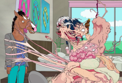 It is concern and self-loathing in Hollywoo as BoJack Horseman takes a foul journey