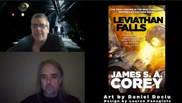 <div></noscript>The Expanse's 9th and Final Book Is Titled Leviathan Falls</div>