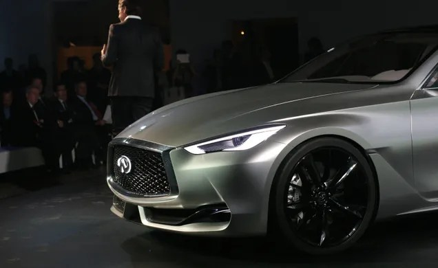 You'll Have To Wait Until 2016 For The Infiniti Q60 Coupe