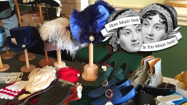 What the Hell Do You Wear to a Jane Austen Festival?