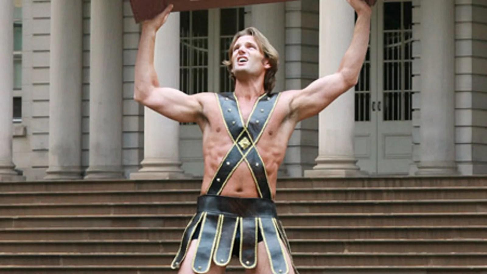 Hercules Still Struggling To Complete 13th Labor