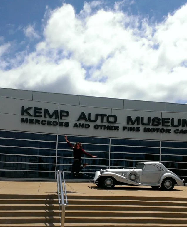 Saint Louis' historic classic car museum sadly closing its doors