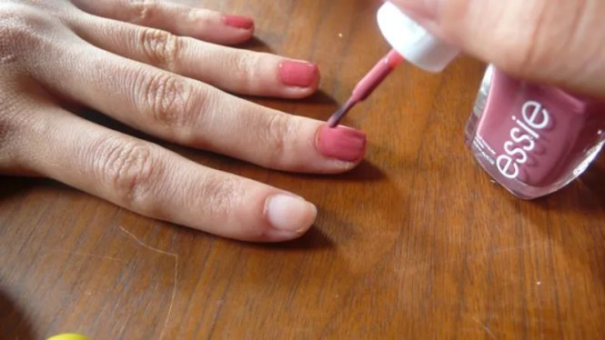Adding Length To Your Natural Nail Using Dual Forms And Hard Gel The Polished Mommy