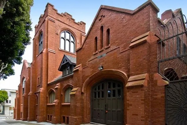 Beautiful Churches That Have Been Converted into Secular Buildings
