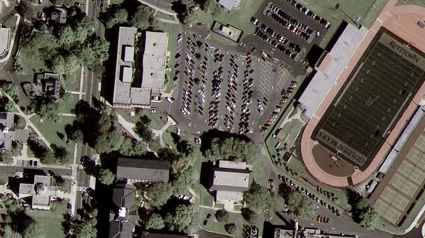 Google GeoEye-1 Satellite Takes First Pic (Is that Your ...