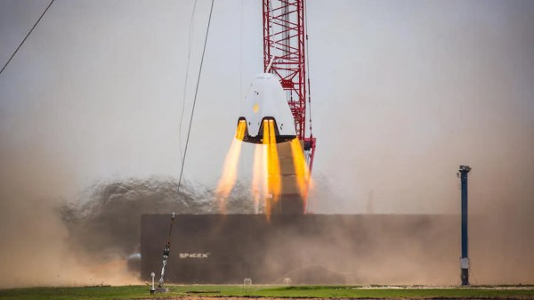 We Still Know Painfully Little About the SpaceX Capsule