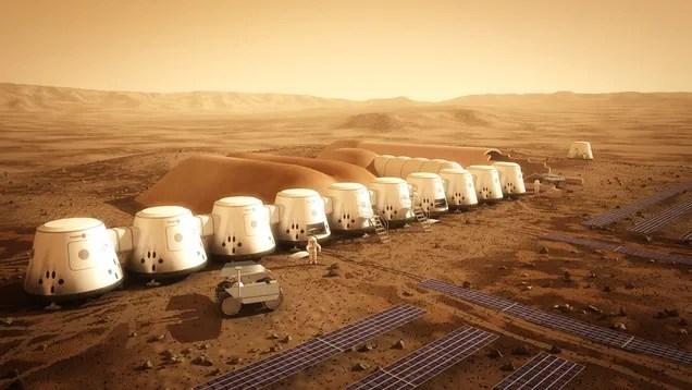 Los tripulantes de la misión Mars One se morirían de hambre, según MIT