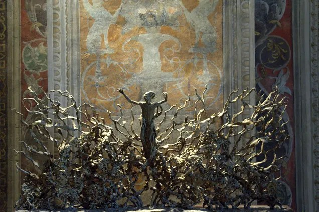 The Pope's Audience Hall Looks Like A Final Fantasy Boss Fight