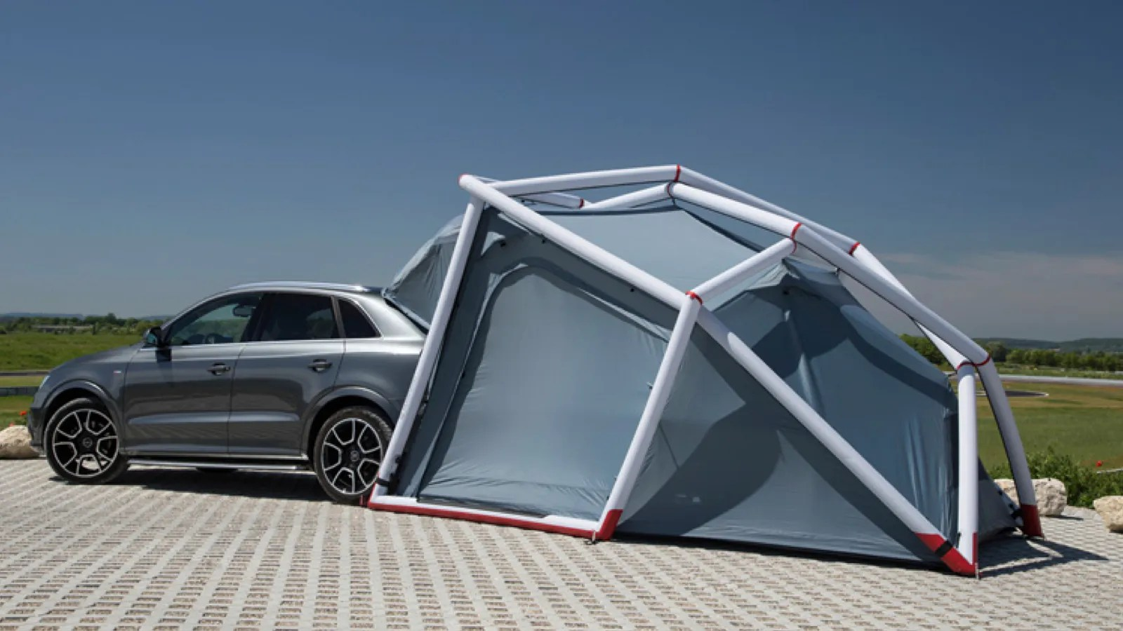 Attach Cars Tents