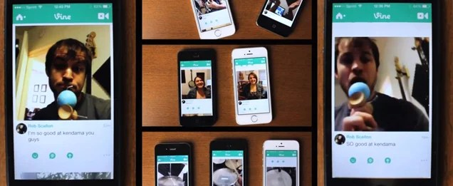 Perfect cover of Happy made using Vine and multiple iPhones