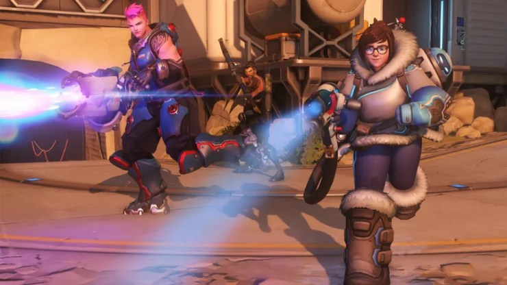 Illustration for article titled Overwatch Comes To Switch Next Month