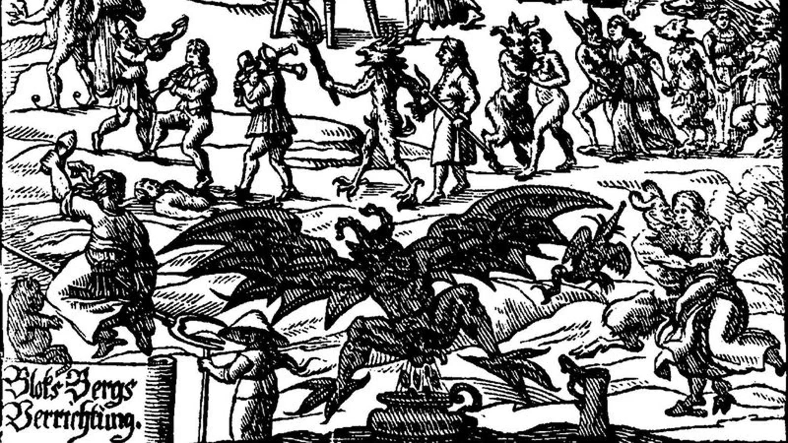 A Timeline Of Halloween History