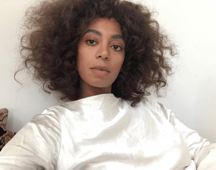 Solange Knowles Carefree Waves