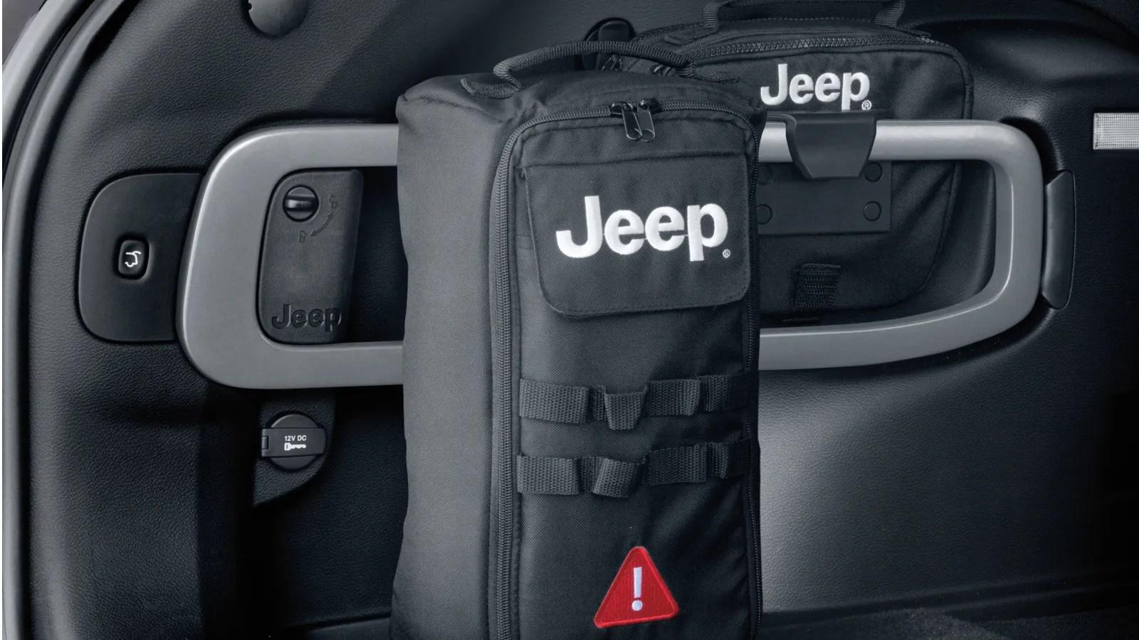 Jeep Renegade Interior Accessories
