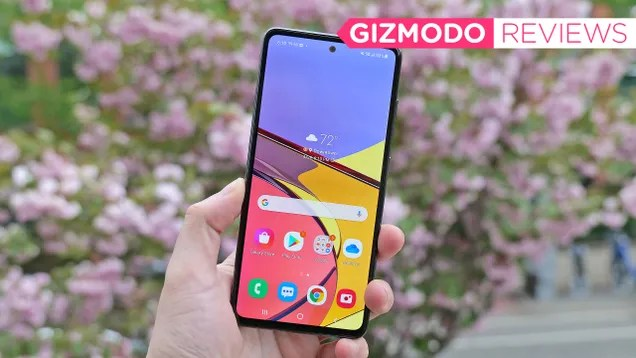 13edd0e5499584824cee03734978da27 Samsung's Galaxy A52 5G Gives You the Most Phone for Your Money | Gizmodo