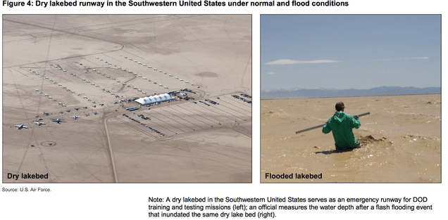 New Evidence: Climate Change Is Disrupting U.S. Military Operations