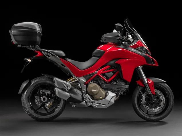 The 2015 Ducati Multistrada Is Four Bikes Rolled Into One