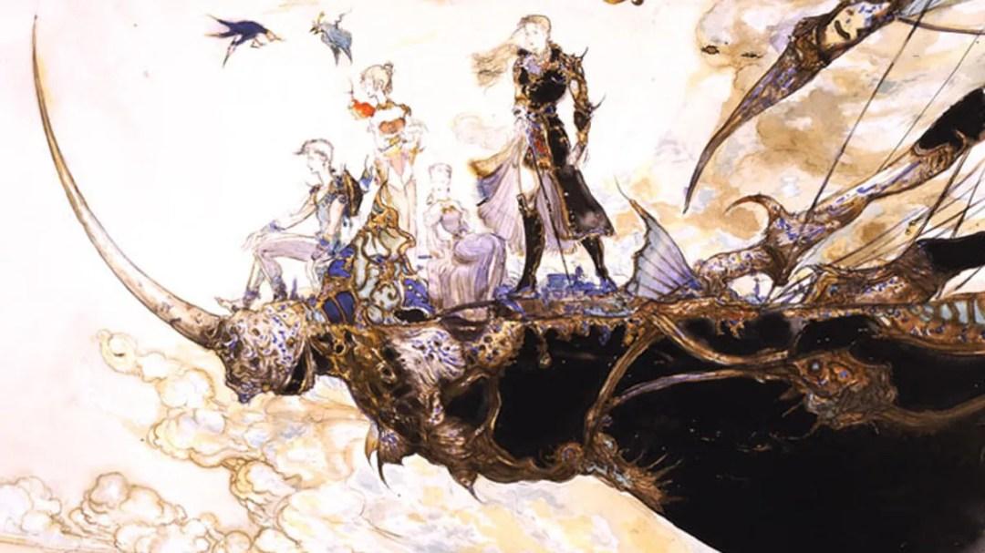 Risultati immagini per final fantasy amano art