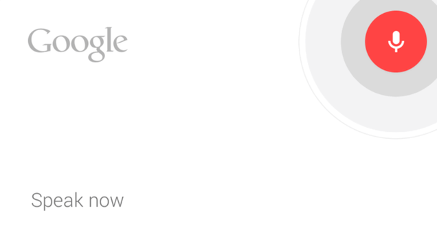 "If Google Now Mishears You, Correct It With ""No, I Said..."""