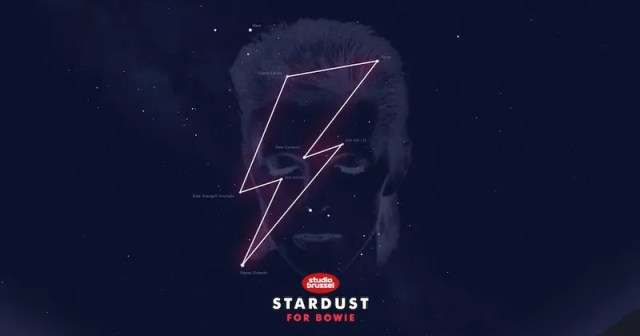 Bowie in the Stars