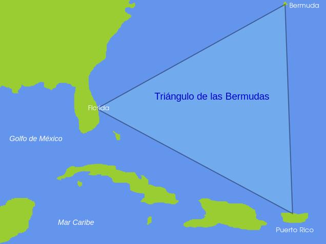 La verdad sobre el Triángulo de las Bermudas