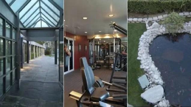 Peek Inside Rihanna's New Hollywood Hills Mansion