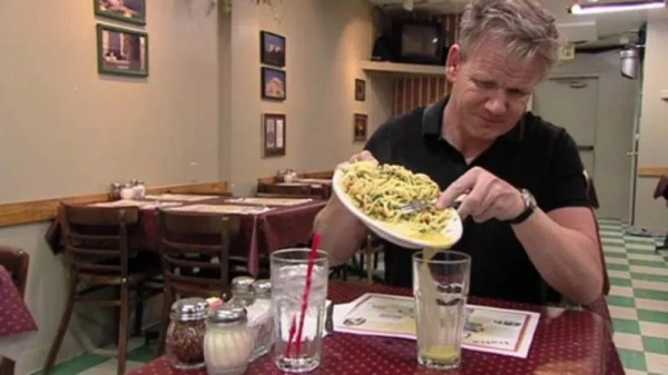 Gordon Ramsay is walking out on Kitchen Nightmares