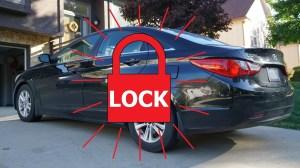 Here's How To Fix Your Broken Electric Door Lock For Free