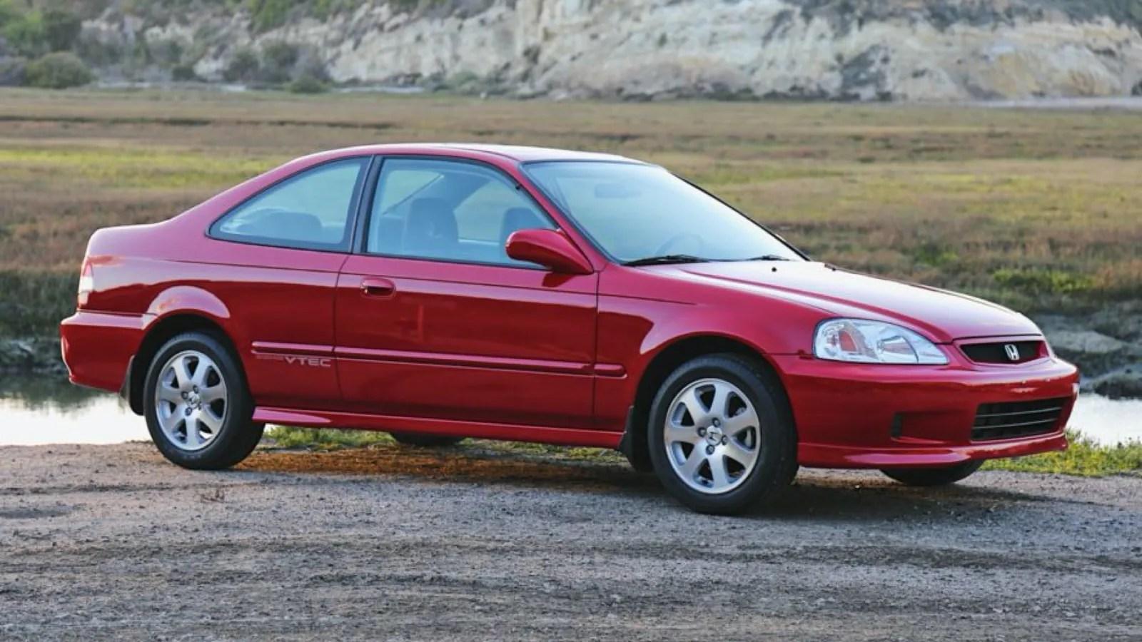 Civic Dr 2000 Si 20