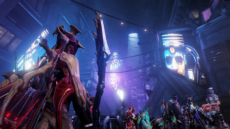 Warframes Take On The Battle Pass Is A Clever Episodic Radio Drama
