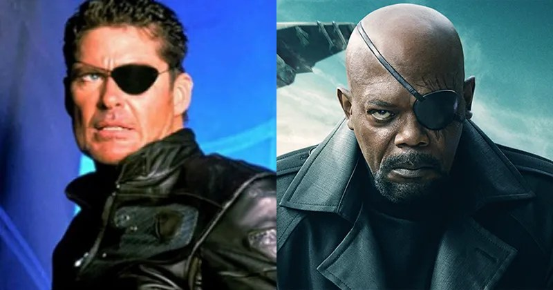 ​Nick Fury is white (but his son isn't)