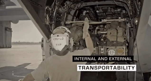 The U.S. Special Forces' New Kick Ass Battle Wagon Fits In An Osprey