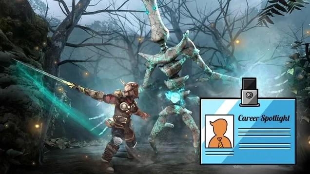 Career Spotlight: What I Do as a Game Designer