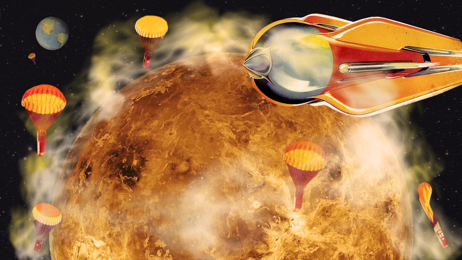 The Plan To Bring A Little Bit Of Venus Back To Earth