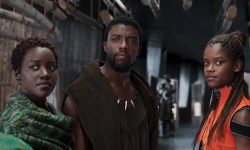 Black Panther is tied for the most effective Rotten Tomatoes rating of any superhero film