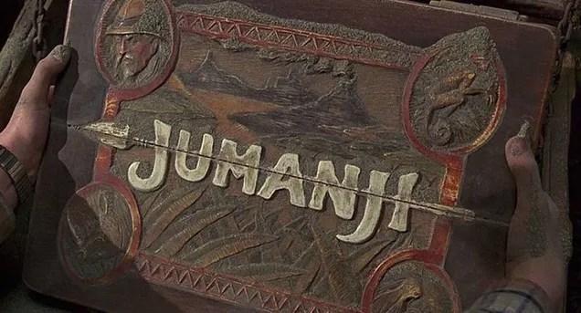 Qui è unidea: Non rifacciamo Jumanji
