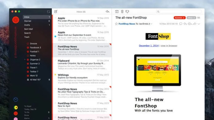 best mail apps for mac