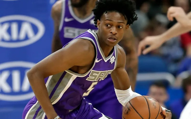 DeAaron Fox Is Fast As Hell And It Rules So Hard