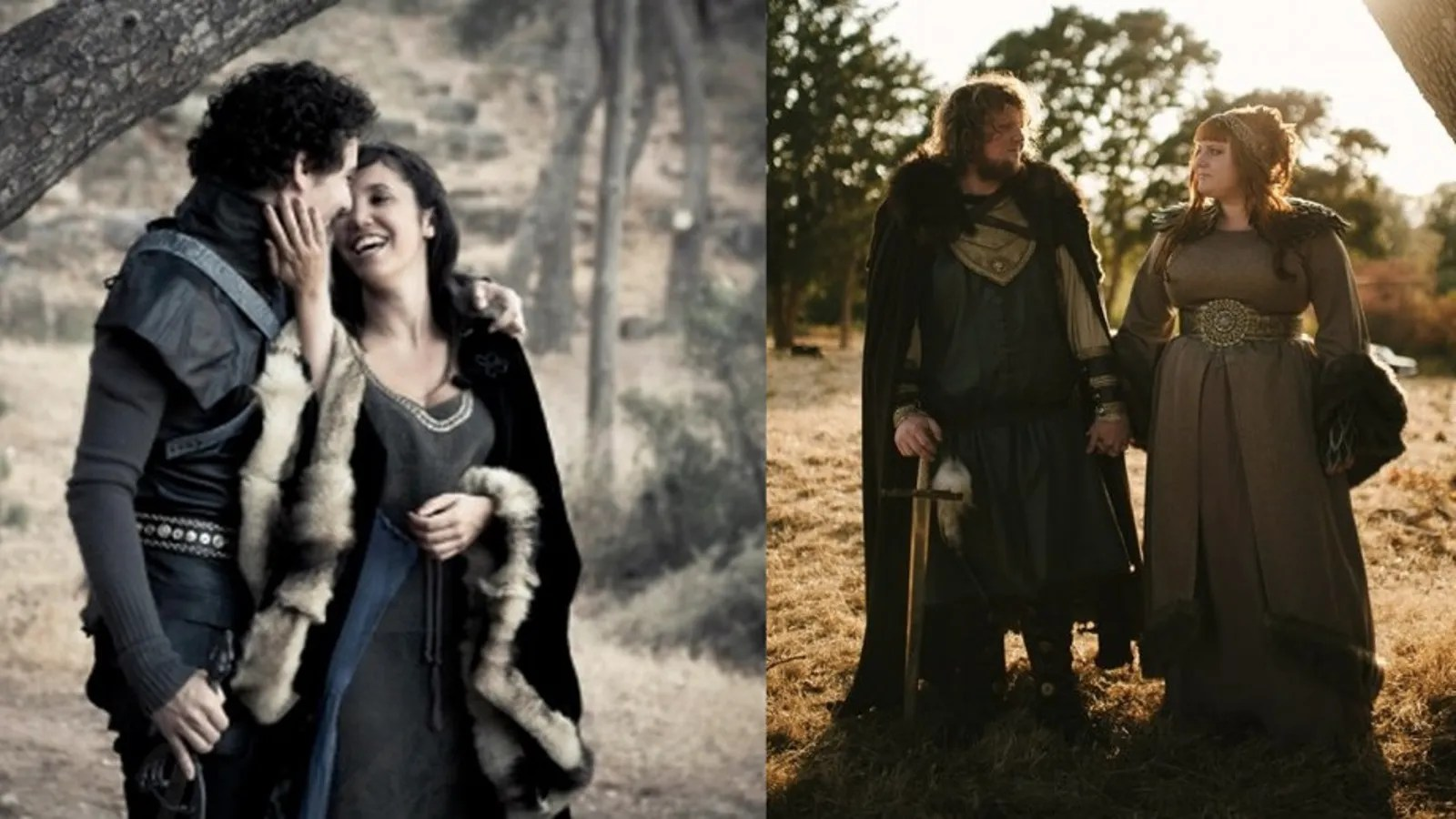 Game Of Thrones Engagement Shoots Announce: The Wedding Is
